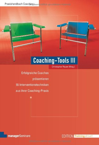 Coaching Tools III