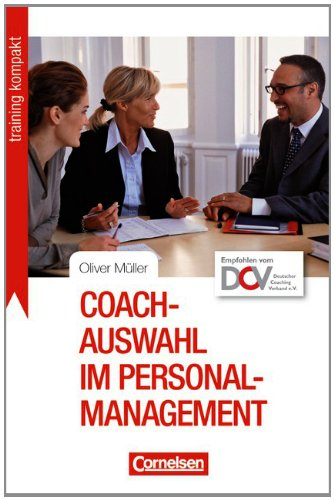 Coachauswahl - Personalmanagement