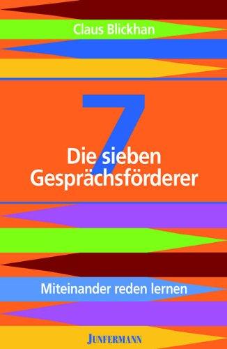 Sieben Gesprächsförderer